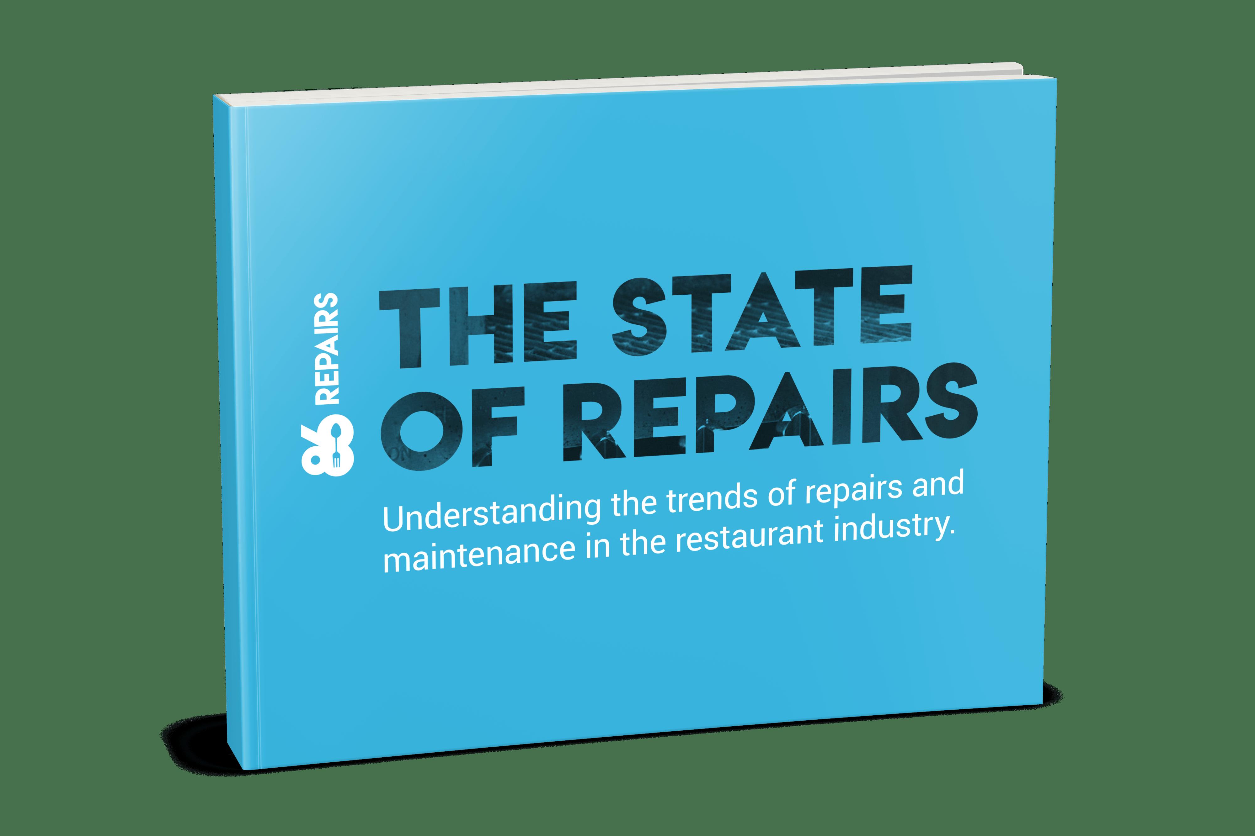 86 Repairs The State of Repairs