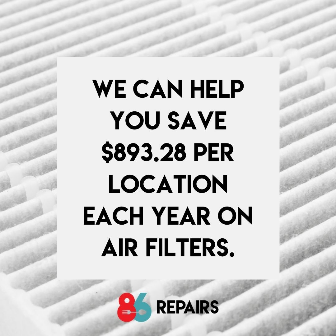 We can help you save $893.28 per location each year.