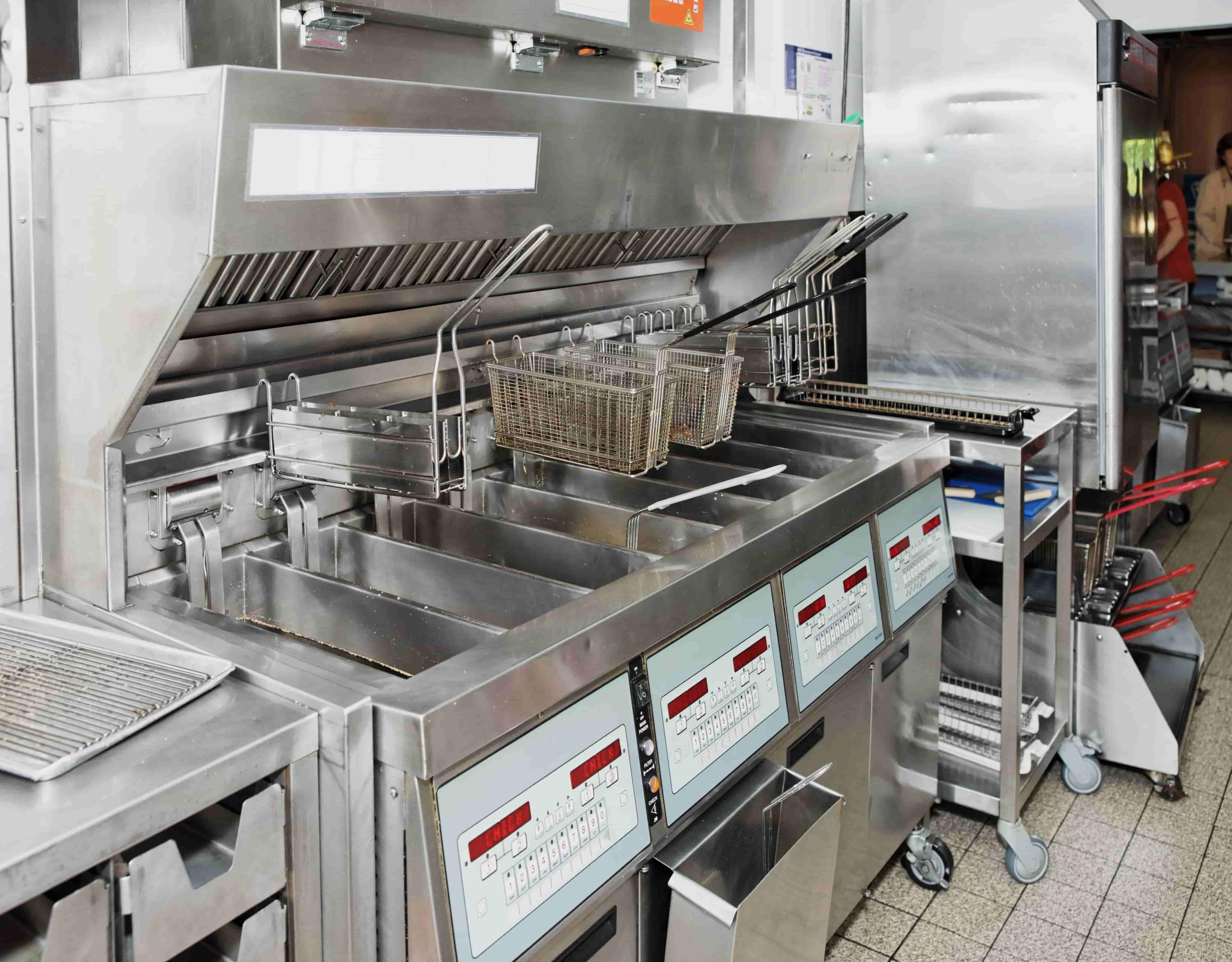 Quick service restaurant fryer